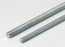 B-Line Series Atr 3/4x120 Zn All Threaded Rod 3/4 Inch -10 Thread 120 Inch Length Zinc Plated