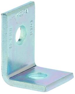 B-Line Series B101HDG Hot Dip Galvanized 2-Hole Corner Angle