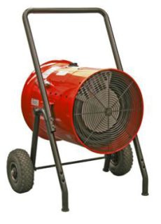 MLY BDH3043A 30 KW AT 480V, 3 DIAMPORTABLE ELECTRIC BLOWER HEATER