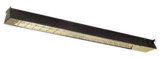 MLY JRK42024 2,000W AT 240V PAINTEDSTEEL ENCLOSURE WITH QUARTZ TUBEELEMENT