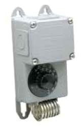 MLY WT11A SPST SNAP ACTION LINEVOLTAGE INDUSTRIAL THERMOSTAT RATED22 AMPS AT 120-240V, 18 AMPS AT277V