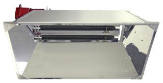 MLY XRM13543 13,500W AT 480V, 1-3DIAM PERMANENT INSTALLED INDUSTRIALINFRARED HEATER