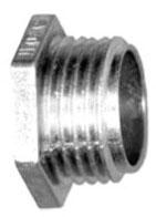 Bridgeport 1102-DC 1/2 Inch Conduit Nipple
