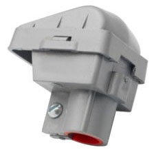 """BPT 1253-PVC 1"""" SERV. ENTR. CAP, PV"""