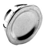 Bridgeport 1691 1/2 Inch Steel Knockout Plug