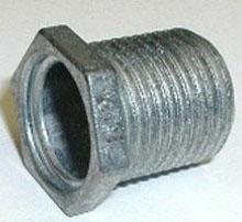 Bridgeport 1791-DC 1/2 Inch Conduit Nipple