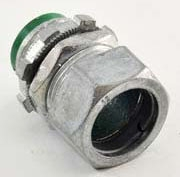Bridgeport 254-DCI2 1-1/2 Inch Insulated Compression Connector