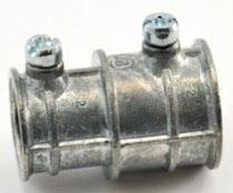 Bridgeport 290-DC 1/2 Inch Set Screw Combination Coupling