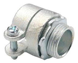 Bridgeport 407-I 1/2 Inch Insulated Squeeze Connector