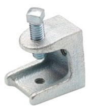 Bridgeport 954 2-1/2 Inch Beam Clamp