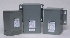 SolaHD HS1F2AS 2 kVa 240 x 480 VAC Primary 120/240 VAC Secondary 1-Phase Non-Ventilated Automation Transformer