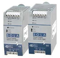 SolaHD SDN20-24-100C 24 VDC Output 20 Amp 480 W 1-Phase Din Rail Power Supply