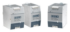 SolaHD SDN2.5-24-100P 24 VDC Output 2.5 Amp 60 W 1-Phase Din Rail Power Supply