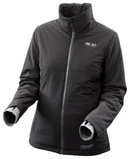 Milwaukee Tool 2399-L Womans Black Jacket Kit