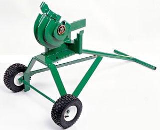Greenlee 1800G1 Mechanical Rigid/IMC Bender Head