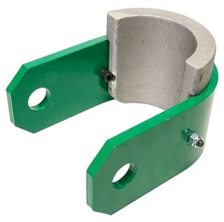 Greenlee 26594 4 Inch Hydraulic Conduit Bender Saddle Unit
