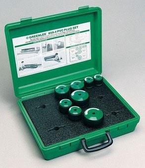 Greenlee 30980 5 Inch PVC Electric Heater Conduit Plug