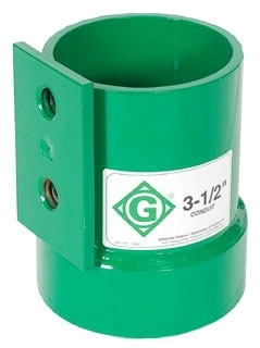 Greenlee 00783 3-1/2 Inch Screw-On Cable Puller Coupling