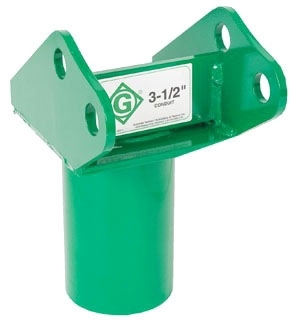 Greenlee 00815 3-1/2 Inch Slip-In Cable Puller Coupling