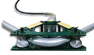 Greenlee 777HC755 1-1/4 to 2 Inch Rigid Aluminum Conduit Bender