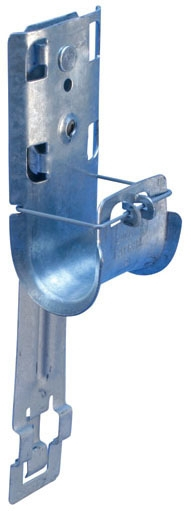 Erico CAT16HPTS 1 Inch Pre-Galvanized Steel J-Hook with T-Grid Clip