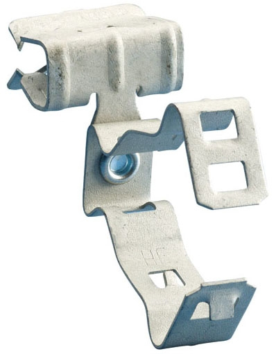 Caddy 20M24SM 1-1/4 Inch Steel Side Mount Conduit to Flange Clip