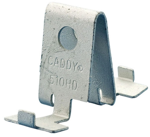 Caddy 510HD Steel Heavy Duty T-Grid Box Hanger Mounting Clip