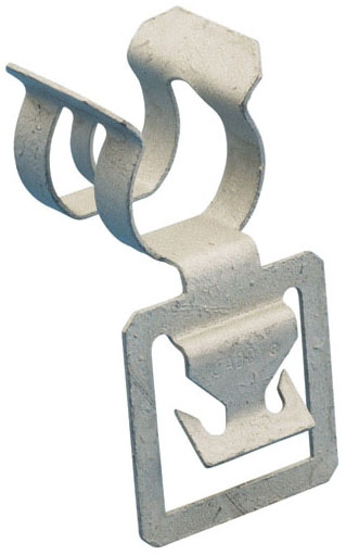 Caddy AR812 1/2 to 3/4 Inch Steel Stud Cable/Conduit Clip