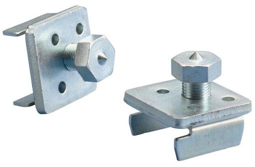 Caddy BC23A000EG 13/16 Inch Electrogalvanized Steel Internal Strut Beam Clamp