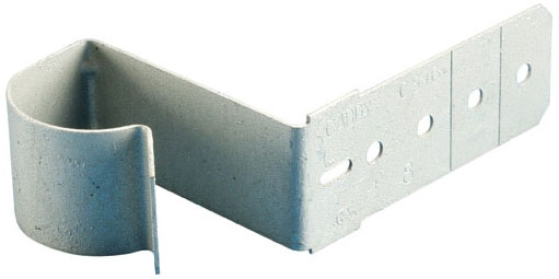 Caddy CS16 1 Inch Steel Screw-On Cable/Conduit Support