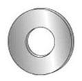 Minerallac 40305J #6 Zinc Plated Steel Flat Cut Washer