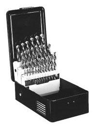 Minerallac 33336 29-Piece 1/16-1/2 Inch x 64 THS Trinado Drill Set