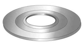 Minerallac 33400 3/4 x 1/2 Inch Reducing Washer