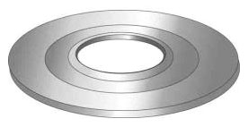 Minerallac 33412 1-1/2 x 1/2 Inch Reducing Washer