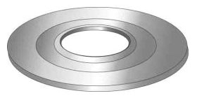 Minerallac 33416 1-1/2 x 1 Inch Reducing Washer