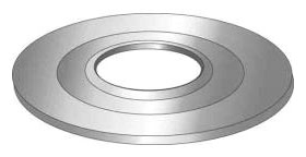 Minerallac 33428 2 x 1-1/2 Inch Reducing Washer