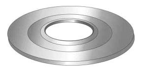 Minerallac 33444 3-1/2 x 2 Inch Reducing Washer