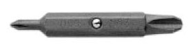 Minerallac 40003NP #0 and #3 Nickel Plated Steel Phillips 15-In-1 Screwdriver Bit