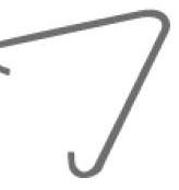 Minerallac 70000 10 Gauge Zinc Plated Steel Side Mount Fluorescent Lighting V-Hook