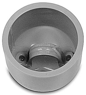 CL E935N 4 INCH RISER CAP