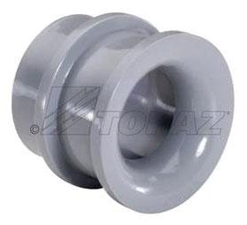 "TPZ 1122 3/4"" PVC END BELLS 100-PK"