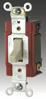 CWD 1301-7V RESI TOGGLE SWITCH 15A