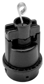 EPCO 16022 INSUL PIGTAIL LAMP SKT