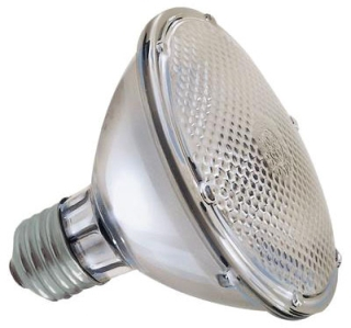 GE 38PAR30H/FL25-120 HALOGEN LAMP