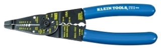 KLEIN 1010 8-1/4 CUT/CRIMP TOOL