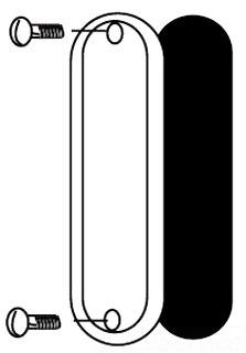 MULB 11720 1/2 COND BODY GASKET