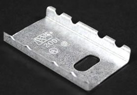 WM 2001 2-IN PLATED COUPLING