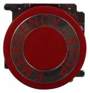 CH 10250T5B63-51 PUSH-PULL PB SW 30.5 MM, HEAVY-DUTY, ASSEMBLED PUSH-PULL UNIT