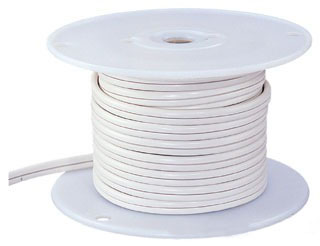 S-GULL 9373-15 12/2 WHT CABLE 100FT
