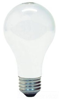 GE 100A-60PK-277 IF A21 MED LAMP
